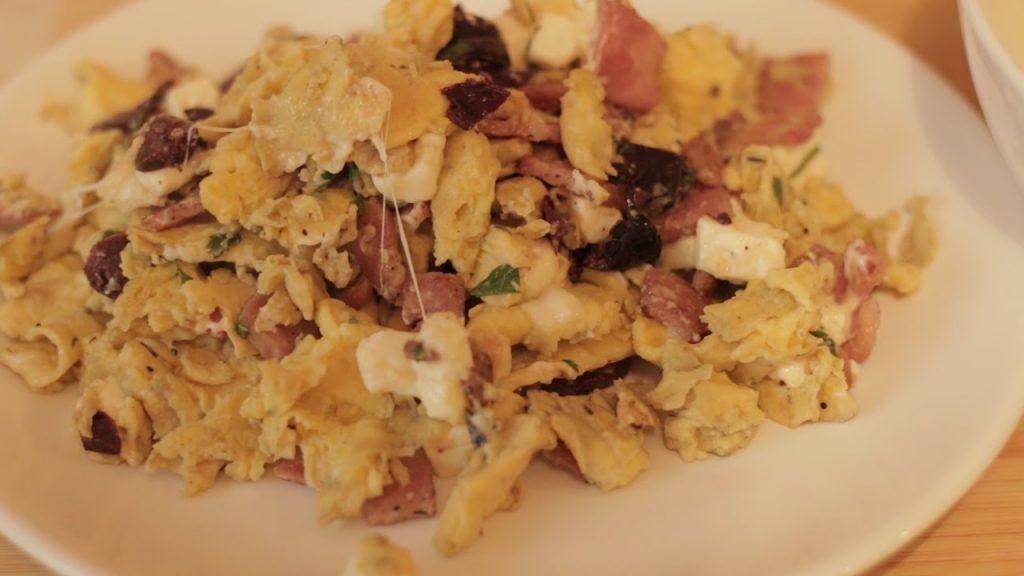 omleta scrob