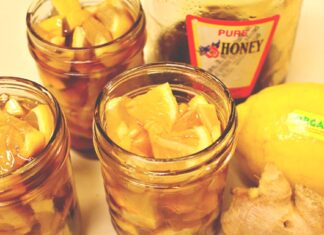 limonada cu ghimbir si miere