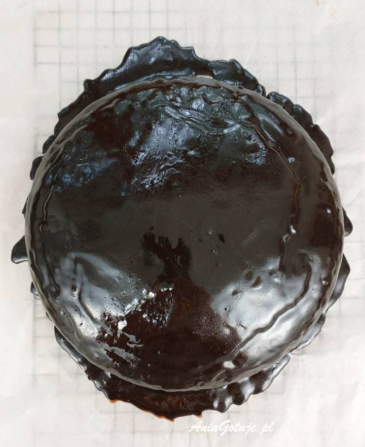 tort glazurat